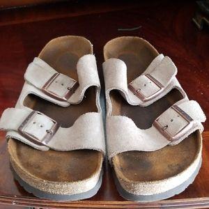 Birkestock sandals